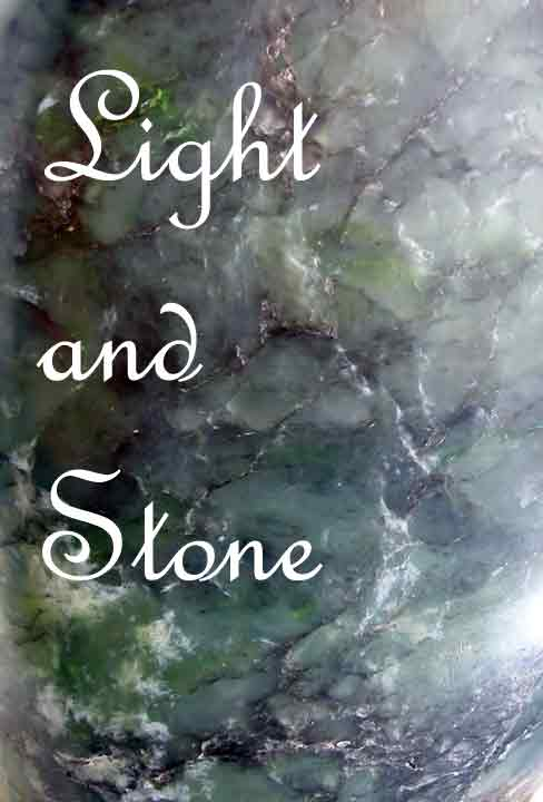 Light and Stone (on Nephrite Jade)